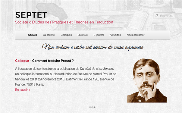 Site de la SEPTET